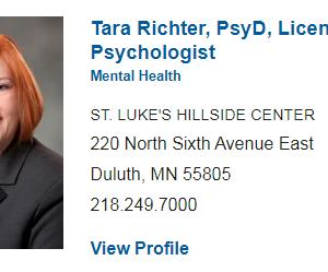 St. Luke's Outpatient Mental Health Clinic profile photo